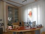 Arbeitsplatz im Arztzimmer im  Zentrum für ganzheitliches Heilen